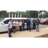 Limousine de luxo preço acessível  na Vila Clara