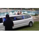 Limousine de luxo preço acessível  no Jardim Lisboa