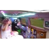 Limousine de luxo preço no Capão do Embira