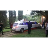 Limousine de luxo valor acessível no Jardim Ernestina
