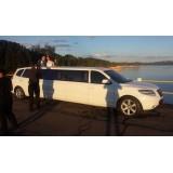 Limousine de luxo valor na Vila Sapaio