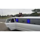 Limousine eventos em Ibaté