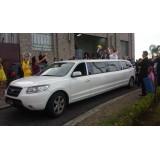 Limousine locação com motorista melhor preço no Jardim Luciana