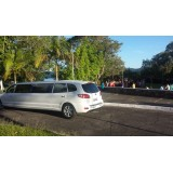 Limousine locação com motorista na Vila Rica