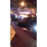Limousine locação com motorista quanto custa na Vila Olga