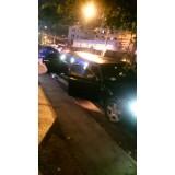Limousine locação com motorista valor na Chácara Domilice