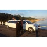 Limousine locação preço na Vila Noca