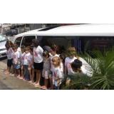 Limousine para aniversário infantil melhor preço no Jardim Canaã