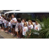 Limousine para aniversário infantil melhor preço no Jardim da Pedreira