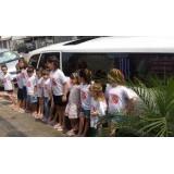 Limousine para aniversário infantil menor preço na Vila Marilena