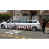 Limousine para aniversário infantil onde localizar no Jardim S Kemel