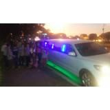 Limousine para aniversário infantil valor accessível em Irapuã