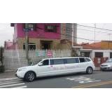 Limousine para aniversário infantil valor accessível na Vila Constança