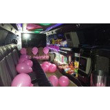 Limousine para aniversário infantil valor na Vila Sol