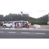 Limousine para aniversário melhor preço no Jardim dos Jacarandás