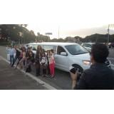 Limousine para aniversário quanto custa em Cajamar