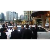 Limousine para baladas valores na Vila Londrina