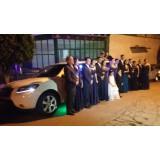 Limousine para casamento onde contratar na Vila Carbone