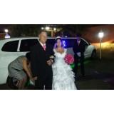 Limousine para casamento preço acessível em Miguelópolis