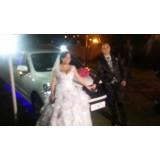 Limousine para casamento preço acessível no Sítio da Figueira