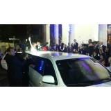 Limousine para casamento preço na Vila Gomes Cardim