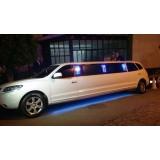Limousine para Casamento Preço