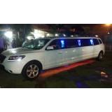 Limousine para casamento valor acessível na Vila Tiradentes