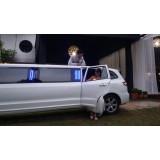 Limousine para casamento valor acessível no Recanto Monte Melo