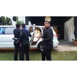 Limousine para casamento valor na Vila Costa Melo