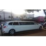 Limousine para casamento valor no Jardim Iguaçu