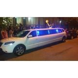 Limousine para evento onde encontrar em Rincão