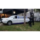 Limousine para evento onde localizar na Vila Neila