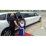Limousine para evento preço acessível no Jardim Ubirajara