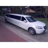 Limousine para evento preço no Jardim Modelo