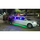 Limousine para eventos na Vila Glória