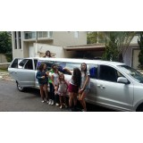 Limousine para eventos onde localizar em Santo Antônio