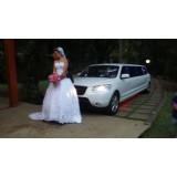 Limousine para eventos preço acessível na Vila Baruel
