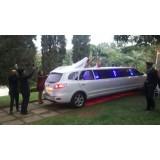 Limousine para eventos preço baixo no Jardim Mirante