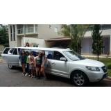 Limousine para eventos preço em Ribeirão dos Índios