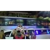 Limousine para eventos quanto custa na Vila Regina