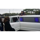 Limousine para eventos valor acessível na Vila Roberto