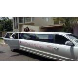 Limousine para eventos valor na Cidade Kemel