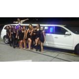 Limousine para eventos valor na Vila Margareth
