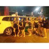 limousine para festa infantil em SP preço em Chapecó