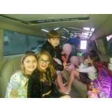 limousine para festa na Zona Leste