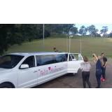 Limousine para festas de aniversário onde localizar na Fazenda Itaim