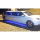 Limousine para festas de aniversário preço acessível na Sé