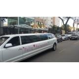 Limousine para festas de aniversário preço acessível na Vila Ferrucio