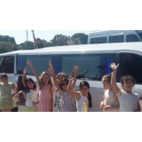 Limousine para festas de aniversário valor acessível na Vila Bozzini