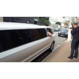 Limousine para noiva com preço acessível na Vila Solange